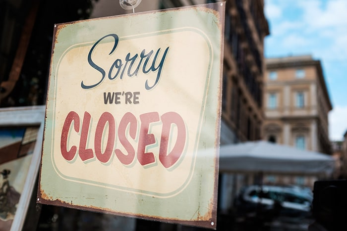 Sorry we are closed | Economy during coronavirus | Ipsos