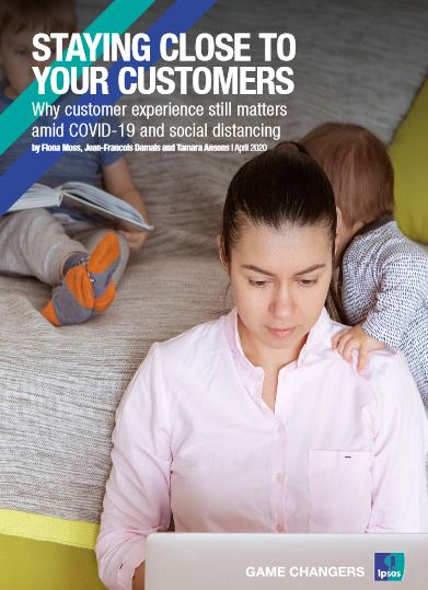Staying close to your customers | Ipsos | Customer Experience
