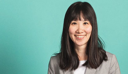 Susan Kuo, head of brand tracking ipsos