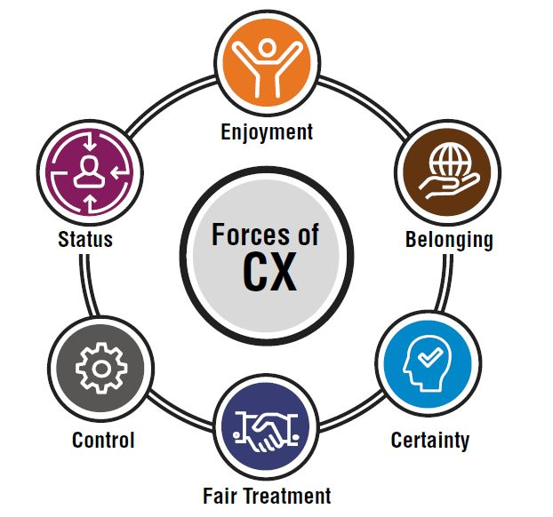 The Forces of Customer Experience (CX) - Ipsos MORI