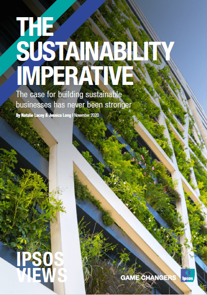 The sustainability imperative | Ipsos