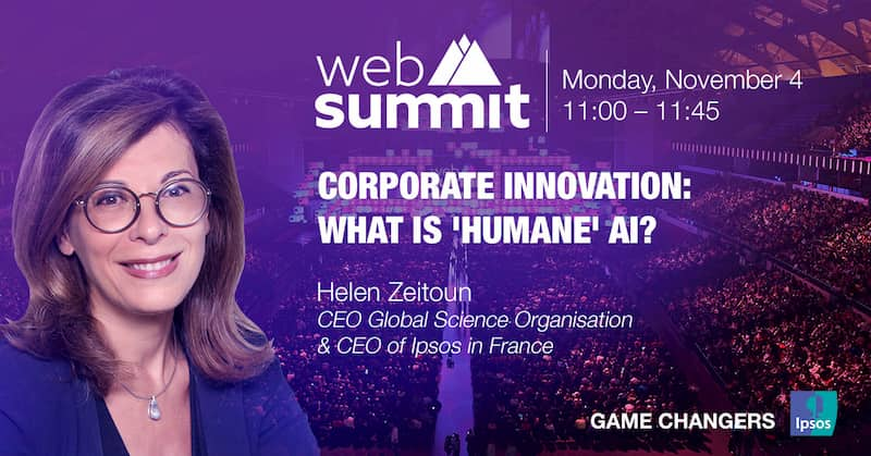 "Helen Zeitoun - Corporate Innovation : What is ""humane"" AI?"