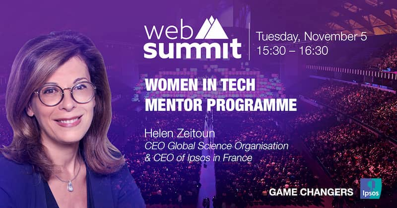 Helen Zeitoun - Women in tech mentor programme