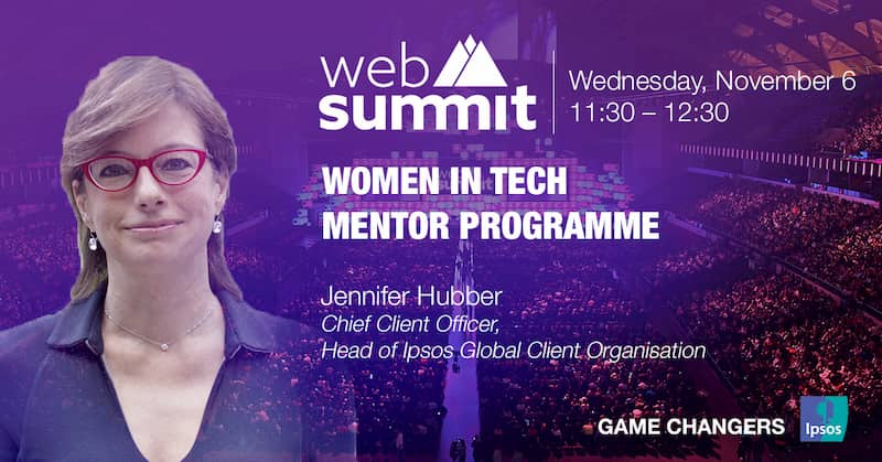 Jennifer Hubber - Women in tech mentor programme