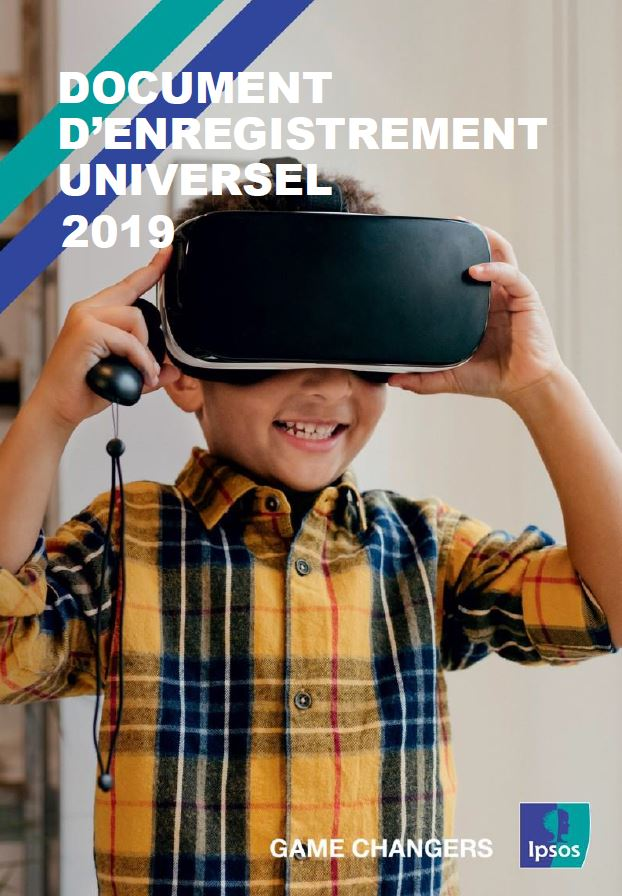 Document d'Enregistrement Universel 2019 | Ipsos