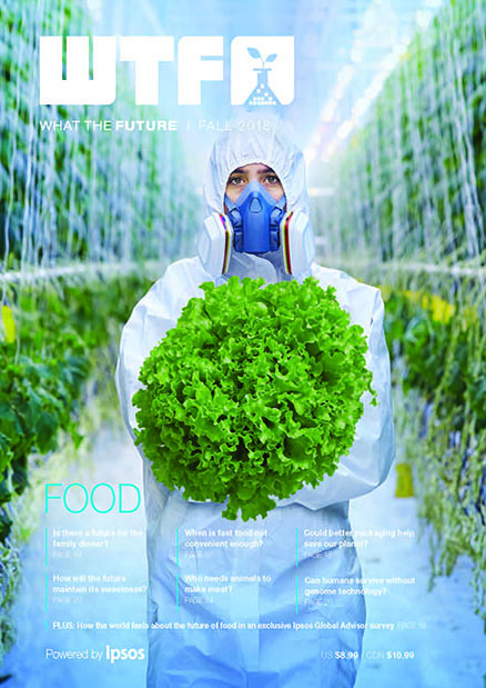 What the Future? Food Sustainability | Ipsos MORI