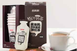 Xiang Piao Piao Milk Tea packaging innovation | Ipsos