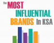 The Most influential brands in Saudi Arabia