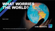 what worries the world cover