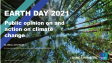 Earth Day report cover