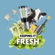 Keeping it fresh: Being on trend in food and drink