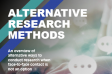 alternative research methods