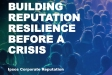 CPR resilience krisetider