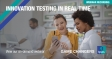 Innovation Testing in Real Time