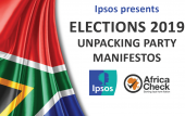 Elections 2019: Unpacking Party Manifestos