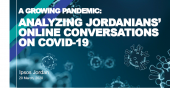 A Growing Pandemic; Analyzing Jordanians' Online Conversations on Covid-19