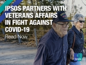 Ipsos Partners with Veterans Affairs in Fight Against COVID-19