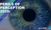 Perils of perception: causes of death | Ipsos | Panel | Online survey
