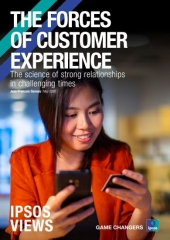 The Forces of Customer Experience