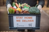 Stay home we deliver | Soaring food prices | Coronavirus | Ipsos