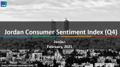 Ipsos' Jordanian Consumer Sentiment Index Q4 2020