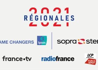 Ipsos | Sopra Steria | France Télévisions | Radio France | LCP | Public Sénat