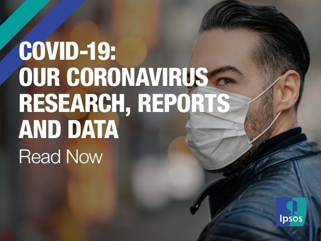 COVID-19: Our Coronavirus Research, Reports and Data | Ipsos