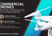 European Chamber South China Chapter: Commercial Drones - Opportunities and Challenges in Asia