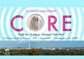 CORE Lunch & Debate