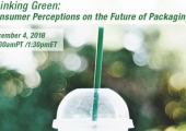 Thinking Green: Consumer Perceptions on the Future of Packaging