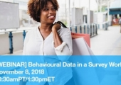 Behavioural Data in a Survey World | Ipsos