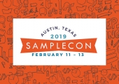 samplecon flyer