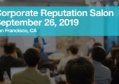 2019 Corporate Reputation Salon in SF | Ipsos