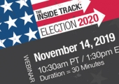 The Inside Track: Election 2020 | Ipsos