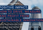 Innovation Forum: Positive Impact | Ipsos