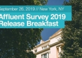 US Affluent Survey 2019 Release Breakfast | Ipsos