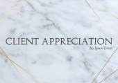 client appreciation