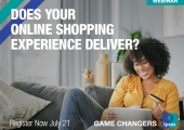 [WEBINAR] Does your online shopping experience deliver?