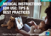 [WEBINAR] Medical Instructions for Use: Tips & Best Practices