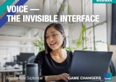 [WEBINAR]  Voice—The Invisible Interface