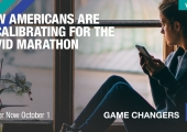 [WEBINAR] How Americans are Recalibrating for the COVID Marathon