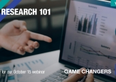 [WEBINAR] DIY Research 101