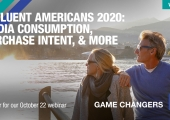 [WEBINAR] Affluent Americans 2020: Media Consumption, Purchase Intent, & More