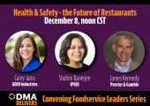Health & Safety: The Future of Restaurants