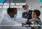 When will the vaccine cure your industry?