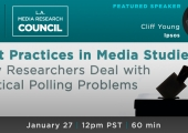 How Researchers Deal with Political Polling Problems
