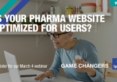 [WEBINAR] Is Your Pharma Website Optimized for Users?