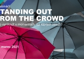 [WEBINÁR] Standing out from the crowd