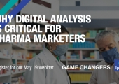 [WEBINAR] Why digital analysis is critical for pharma marketers