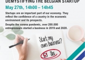 Demystifying the Belgian startup